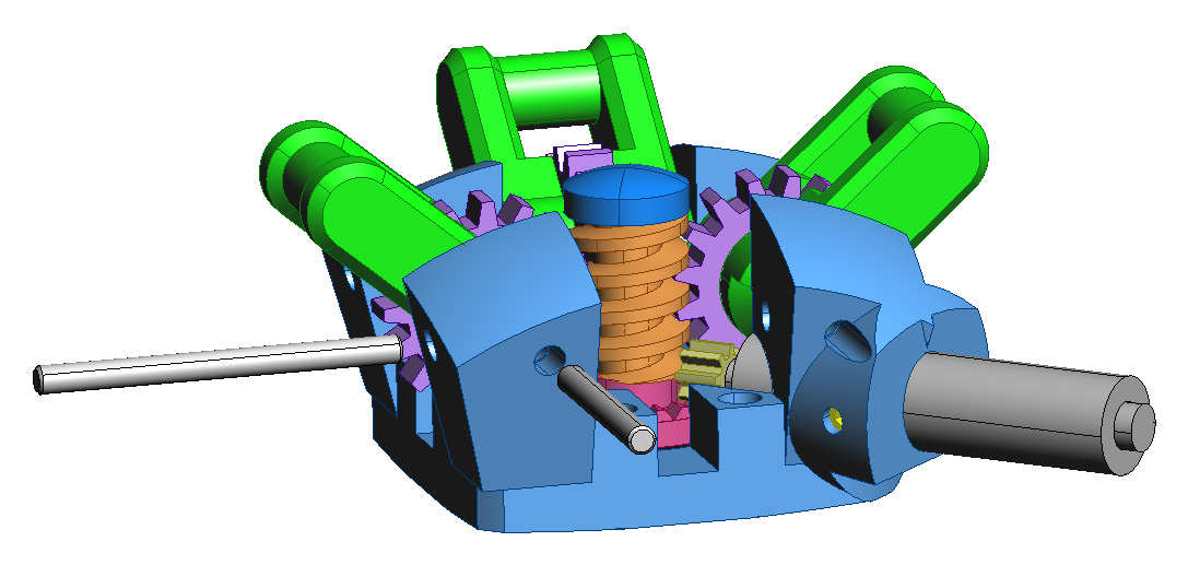 Robotic Gripper Design http://publications.csail.mit.edu/abstracts/abstracts05/rus4/rus4.html